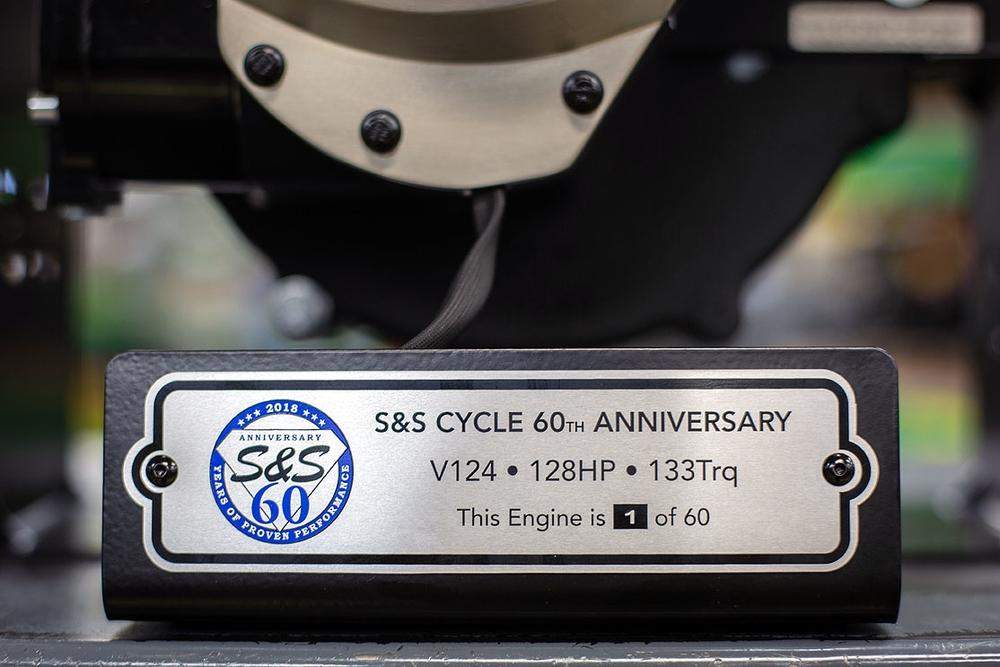S&S 60周年記念